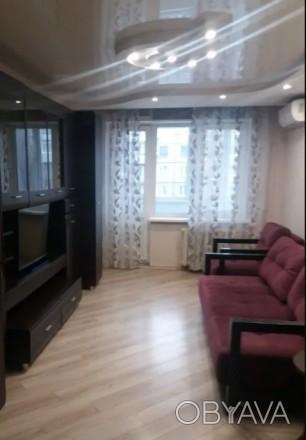 Аренда долгосрочная, 2к квартира на Победе 1,в районе Варуса. Квартира с капитал. Победа-1, Днепр, Днепропетровская область. фото 1