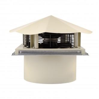 Крышный осевой вентилятор  КВО 200. Днепр. фото 1