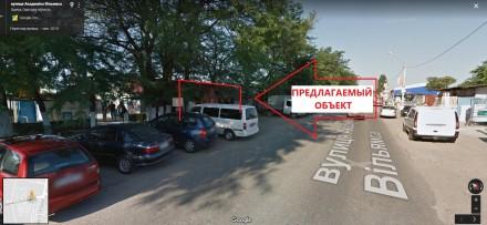 Кафе, магазин, отдельно стоящее здание на Вильямса. Одесса. фото 1