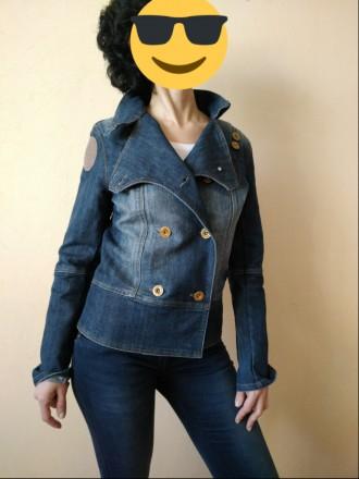 Джинсовый пиджак, курточка 36, 38, 40, 42 NKD Германия ЕСТЬ ОПТ. Тульчин. фото 1