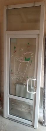 Двери входные офисные металлопластиковые дешево!. Винница. фото 1