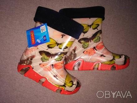 85f69fe7c5c7b7 Продам Дитячі гумачки, резинові чоботи, взуття на дощ для дівчаток
