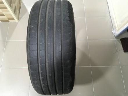 Продам 4 летние шины Гудиер Игл ф1 ассиметрик 3. Дніпро. фото 1