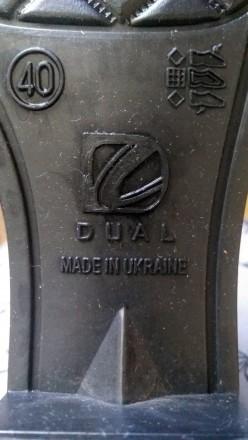 Резиновые сапоги (с утепленным носком) на невысоком удобном каблуке (3 см.),   з. Северодонецк, Луганская область. фото 7