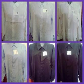 Продам рубашки с длинным рукавом. Одесса. фото 1