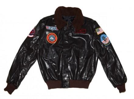 Куртка Top Gun Tomcat Bomber Flight Jacket (Small). Черкассы. фото 1