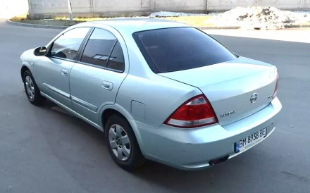Nissan Almera Classic  Отличное состояние.Машинка не бита не крашена.Салон чист. Киев, Киевская область. фото 4