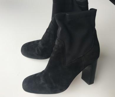 Женские ботинки ZARA. Ирпень. фото 1