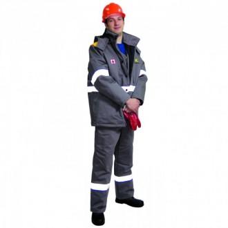 Пробановый костюм для сварщика. Владимир-Волынский. фото 1