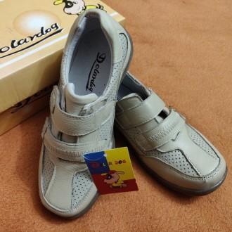 Кожаные туфли для мальчика. Киев. фото 1