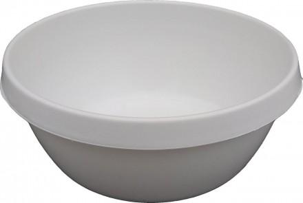 Продам салатницу пластиковую белую. Харьков. фото 1