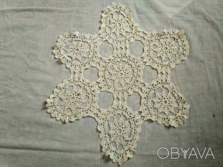 ᐈ вязаные салфетки ручная работа ссср ᐈ конотоп 40 грн Obyavaua
