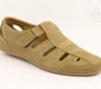 Продам летние мягкие мужские туфли.. Кривой Рог. фото 1