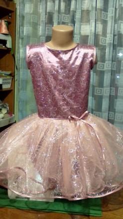 Платье на любой праздник. Славутич. фото 1