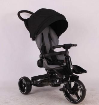 Кросер Т-600 велосипед детский трёхколёсный алюминиевый Crosser. Хмельницкий. фото 1