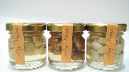 Мёд натуральный в подарочной упаковке. Собран на собственной пасеке в Черкасской. Киев, Киевская область. фото 8