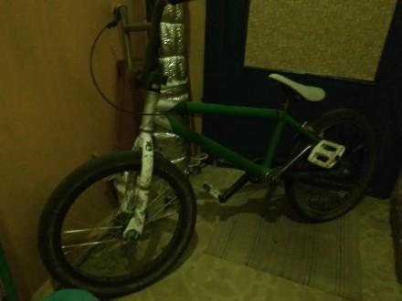Велосипед ВМХ. Чернигов. фото 1