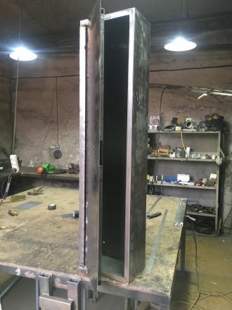 Изготовление изделий из металла: - Мебель (лофт) - Двери входные - Оружейные . Днепр, Днепропетровская область. фото 4