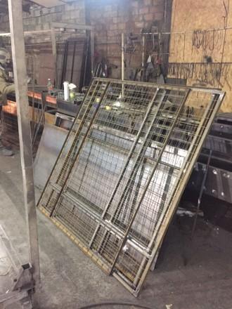 Изготовление изделий из металла: - Мебель (лофт) - Двери входные - Оружейные . Днепр, Днепропетровская область. фото 3