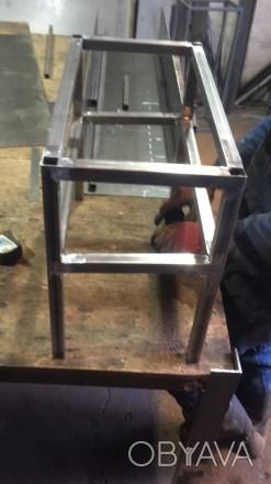 Изготовление изделий из металла: - Мебель (лофт) - Двери входные - Оружейные . Днепр, Днепропетровская область. фото 1