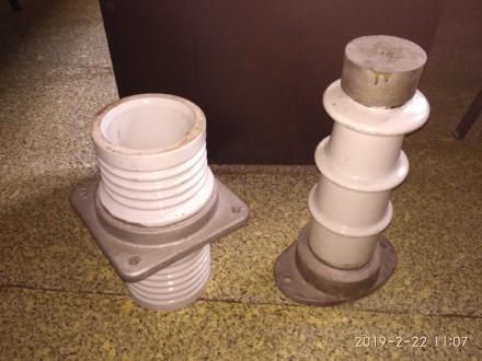 Изоляторы проходные, опрные ИП-10. ИО-35. Чернигов. фото 1