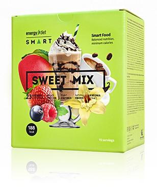 Energy Diet Smart Енерджи Диет Смарт «Sweet Mix» Сбалансированное питание Ассорт. Киев. фото 1