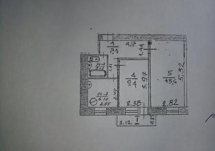 Продам 2-комнатную квартиру. Чернигов. фото 1