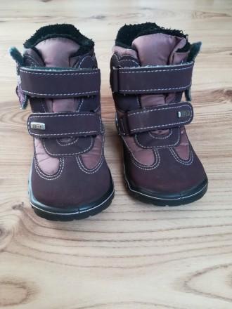 Ботинки демисезонные. Ужгород. фото 1