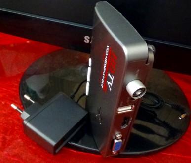 HDTV Hi-Fi тюнер DVB-T2. Выходы VGA/HDMI/Video. Вход USB-FLAC/MP3/MP4. Улучшен.. Киев. фото 1