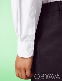 Рубашки школьные  МСпенсер M&S Англия   Outstanding Value Easy to Iron Long Sle. Київ, Київська область. фото 6