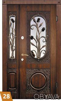 Производство бронированных входных дверей. Под заказ. Любой размер и конструктив. Новый Роздол, Львовская область. фото 7
