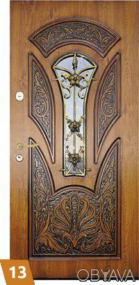 Производство бронированных входных дверей. Под заказ. Любой размер и конструктив. Новый Роздол, Львовская область. фото 4