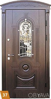 Производство бронированных входных дверей. Под заказ. Любой размер и конструктив. Новый Роздол, Львовская область. фото 8