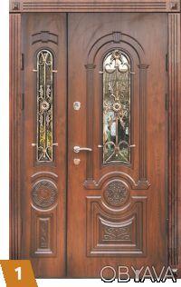 Производство бронированных входных дверей. Под заказ. Любой размер и конструктив. Новый Роздол, Львовская область. фото 2