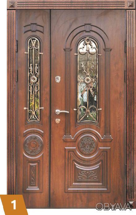Производство бронированных входных дверей. Под заказ. Любой размер и конструктив. Новый Роздол, Львовская область. фото 1