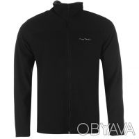 Флисовая Куртка Мужская Pierre Cardin Full Zip Micro Fleece Jacket Men. Киев. фото 1