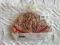 Новая велюровая шапочка панамка Juniors размер М. Киев. фото 1