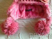 Продаю абсолютно новую с биркой теплую розовую шапочку Jamie rae hats. Указан ра. Киев, Киевская область. фото 3