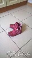 Кожаные туфельки...закрытого типа...с удобной застежкой...состояние нормальное... Киев, Киевская область. фото 4