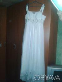 Красивое свадебное платье в греческом стиле. Одесса. фото 1