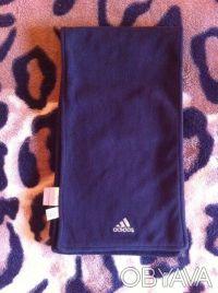 продам флисовый оригинальный шарф adidas. Киев. фото 1