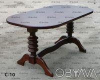 Стол деревянный / С-10. Чернигов. фото 1