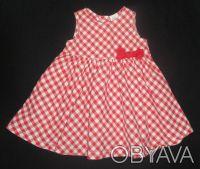 Платье H&M 2-4 мес. как новое. Суми. фото 1