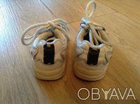 Продаю кожаные кроссовочки Fila, длина стельки 14 см. Верх - натуральная кожа. К. Киев, Киевская область. фото 5