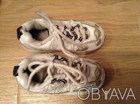 Продаю кожаные кроссовочки Fila, длина стельки 14 см. Верх - натуральная кожа. К. Киев, Киевская область. фото 3