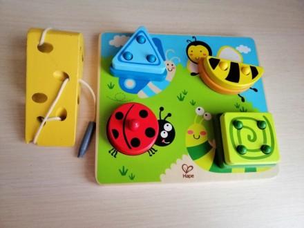 Деревянные развивающие игрушки!. Верхнеднепровск. фото 1