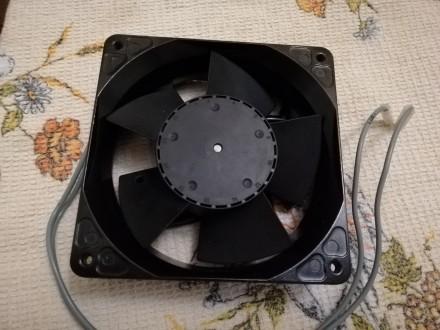 Немецкий промишленный вентилятор, производителя - ebmpapst серии 4184 NXH. 4184N. Киев, Киевская область. фото 7