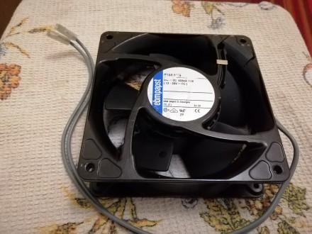 Немецкий промишленный вентилятор, производителя - ebmpapst серии 4184 NXH. 4184N. Киев, Киевская область. фото 2