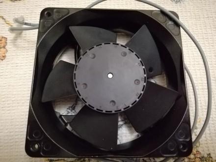 Немецкий промишленный вентилятор, производителя - ebmpapst серии 4184 NXH. 4184N. Киев, Киевская область. фото 4