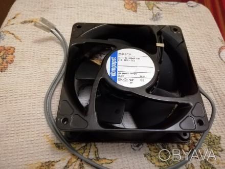 Вентилятор осевой 4184NXH 24 В DC